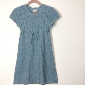 Hanna Andersson Sweater Dress Sz 140  9-11 yrs